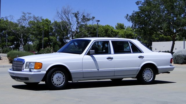 1990 Mercedes-Benz S-CLASS SEDAN 420SEL Phoenix, Arizona 33