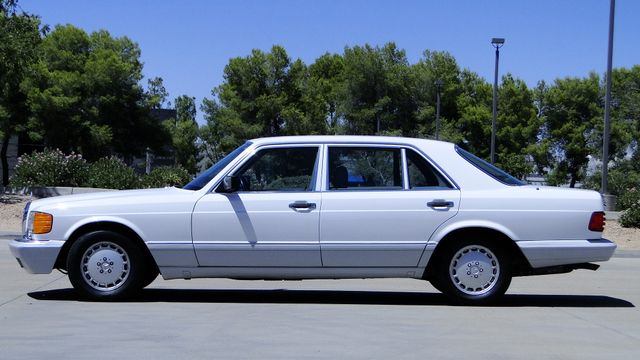 1990 Mercedes-Benz S-CLASS SEDAN 420SEL Phoenix, Arizona 18