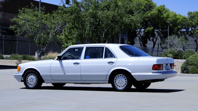 1990 Mercedes-Benz S-CLASS SEDAN 420SEL Phoenix, Arizona 22