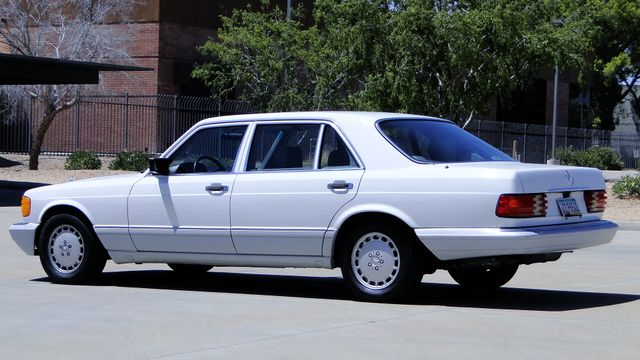 1990 Mercedes-Benz S-CLASS SEDAN 420SEL Phoenix, Arizona 23