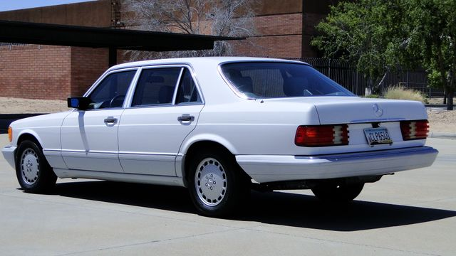 1990 Mercedes-Benz S-CLASS SEDAN 420SEL Phoenix, Arizona 20