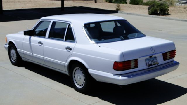 1990 Mercedes-Benz S-CLASS SEDAN 420SEL Phoenix, Arizona 24