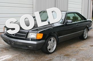 1990 Mercedes-Benz 560 Series 560SEC Houston, Texas