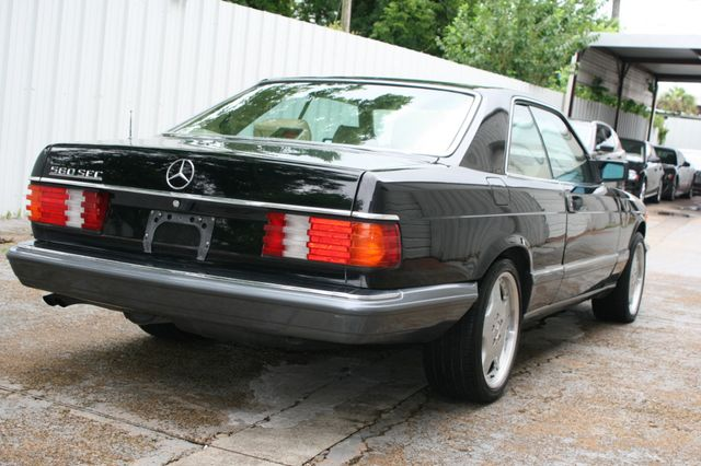 1990 Mercedes-Benz 560 Series 560SEC Houston, Texas 2