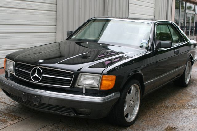 1990 Mercedes-Benz 560 Series 560SEC Houston, Texas 8