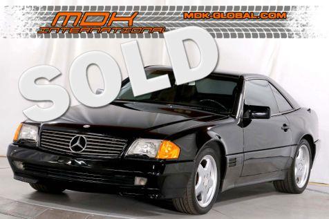 1990 Mercedes-Benz SL 500SL - Hardtop - AMG wheels - Upgraded sound in Los Angeles