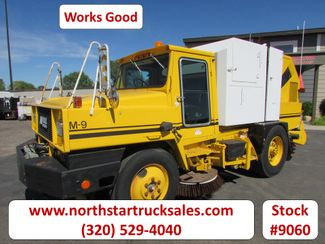 1990 Mobil P88786 Street Sweeper in St Cloud, MN