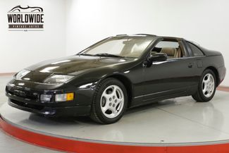 1990 Nissan 300ZX RECORDS SINCE 1992 T-TOP DUAL EXHAUST | Denver, CO | Worldwide Vintage Autos in Denver CO