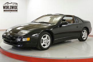 1990 Nissan 300ZX RECORDS SINCE 1992 T-TOP DUAL EXHAUST   Denver, CO   Worldwide Vintage Autos in Denver CO