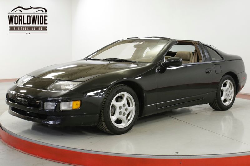 1990 Nissan 300ZX RECORDS SINCE 1992 T-TOP DUAL EXHAUST | Denver, CO | Worldwide Vintage Autos