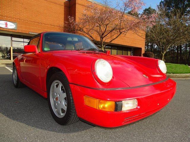 1990 Porsche 911 Carrera Carrera