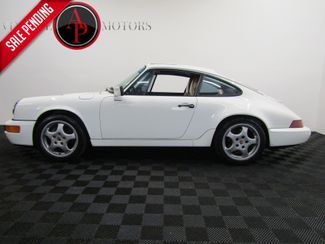 1990 Porsche 911 Carrera 4 - ALL WHEEL DRIVE 68K - 2 OWNER in Statesville, NC 28677