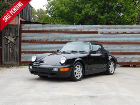 1990 Porsche 911 Carrera C4 Cabriolet in Wylie, TX
