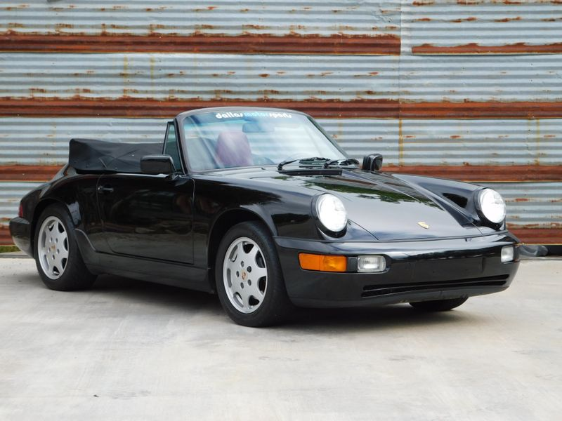 1990 Porsche 911 Carrera   city TX  Dallas Motorsports  in Wylie, TX