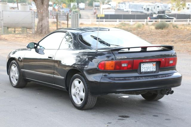 1990 Toyota Celica GTS Santa Clarita, CA 5