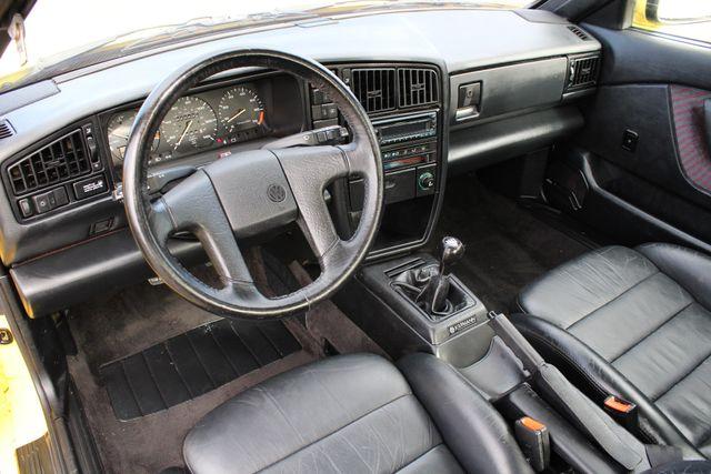1990 Volkswagen CORRADO COUPE MANUAL 77K ORIGINAL MLS 1-OWNER in Van Nuys, CA 91406
