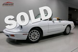 1991 Alfa Romeo Spider Veloce Merrillville, Indiana