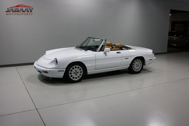 1991 Alfa Romeo Spider Veloce Merrillville, Indiana 31