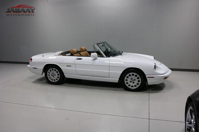 1991 Alfa Romeo Spider Veloce Merrillville, Indiana 40