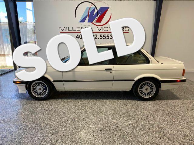 1991 BMW 3 Series 318iS Longwood, FL