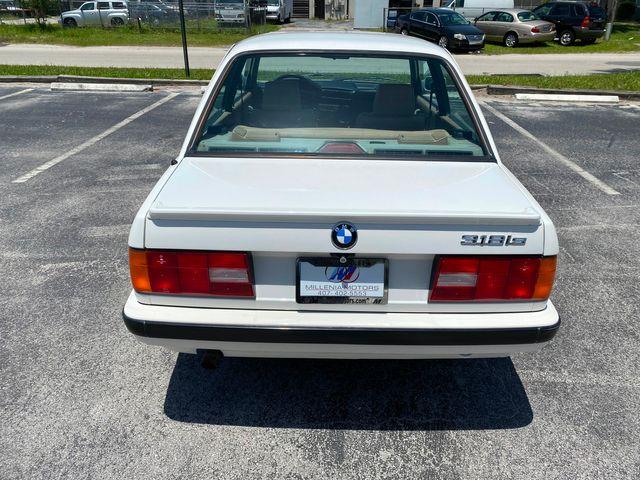 1991 BMW 3 Series 318iS Longwood, FL 47