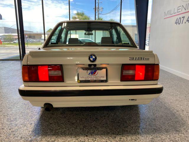 1991 BMW 3 Series 318iS Longwood, FL 5