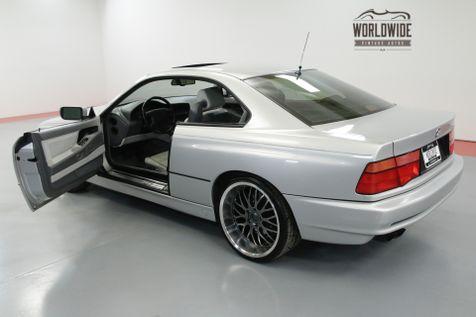 1991 BMW 8 SERIES 850i 5.0 LTR V12 4 SPEED AUTO | Denver, CO | Worldwide Vintage Autos in Denver, CO