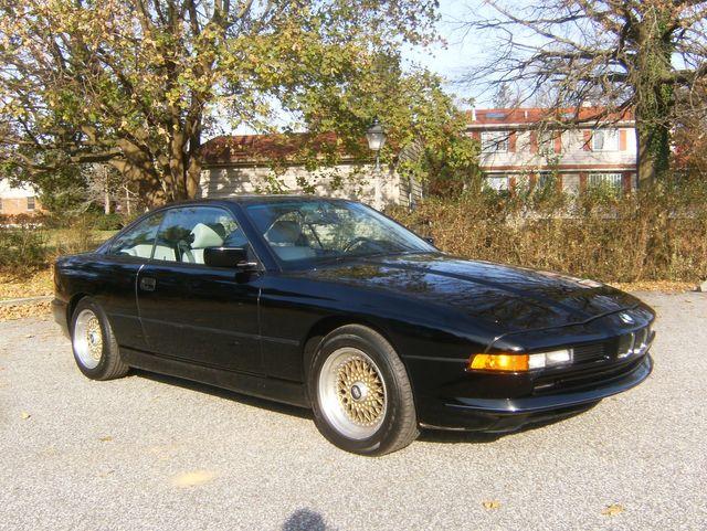 1991 BMW 8 Series 850i