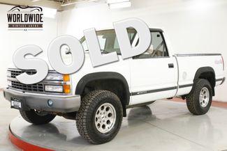 1991 Chevrolet 1500 RARE SHORT BED 5 SPEED! CA TRUCK. V8. BABIED  | Denver, CO | Worldwide Vintage Autos in Denver CO