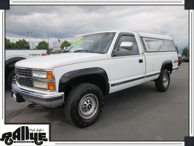 1991 Chevrolet 2500 Silverado 4WD