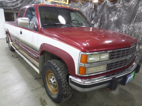 1991 Chevrolet 2500 Pickups HD Ext. Cab 8-ft. Bed 4WD in Dickinson, ND