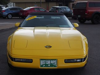 1991 Chevrolet Corvette Base Englewood, CO 1
