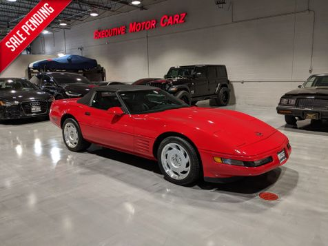 1991 Chevrolet Corvette  in Lake Forest, IL