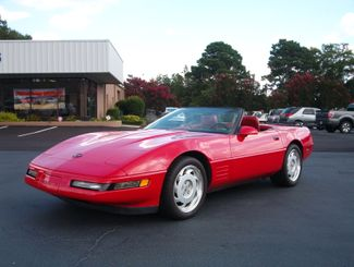 1991 Chevrolet Corvette in Madison, Georgia 30650