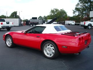 1991 Chevrolet Corvette   city Georgia  Youngblood Motor Company Inc  in Madison, Georgia