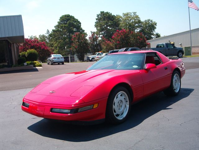 1991 Chevrolet Corvette in Madison, Georgia 30650