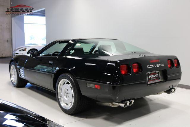 1991 Chevrolet Corvette Merrillville, Indiana 2