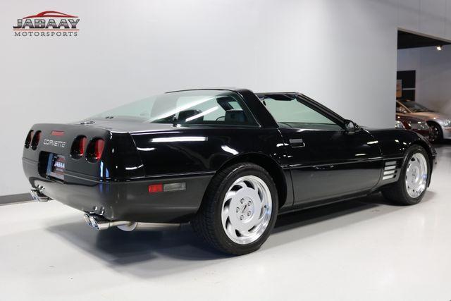 1991 Chevrolet Corvette Merrillville, Indiana 4