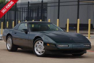 1991 Chevrolet Corvette LIKE NEW * 8k MILES * Garage Find * 6-SPEED * in Plano, Texas 75093