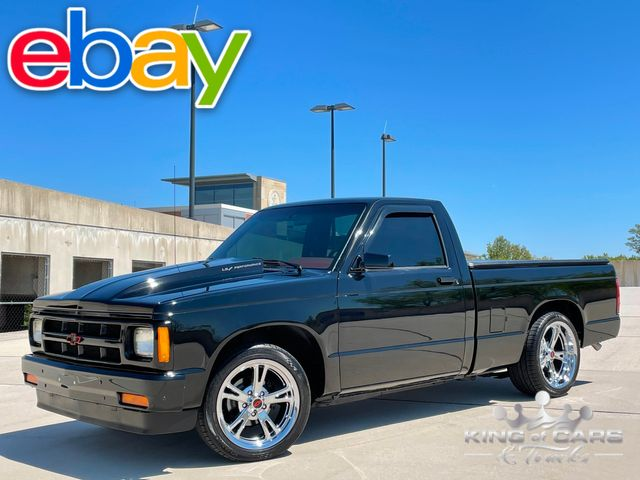 1991 Chevrolet S-10 5.3L LS SWAPPED FULL RESTO SHOW QUALITY