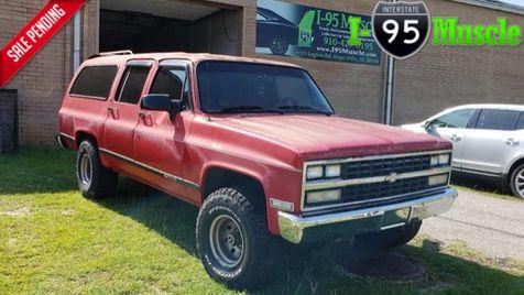 1991 Chevrolet Suburban V1500 in Hope Mills, NC