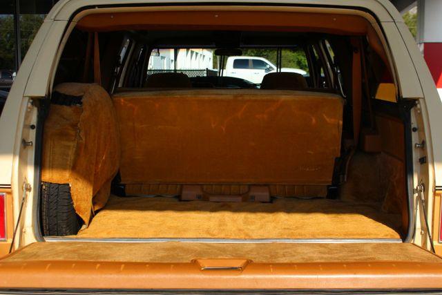 1991 Chevrolet Suburban 2500 RWD Silverado - ONLY 80K MILES! Mooresville , NC 11