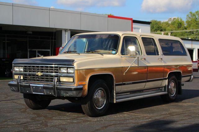 1991 Chevrolet Suburban 2500 RWD Silverado - ONLY 80K MILES! Mooresville , NC 21