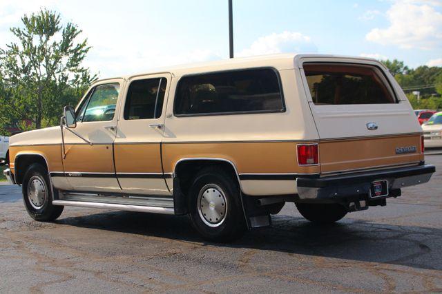 1991 Chevrolet Suburban 2500 RWD Silverado - ONLY 80K MILES! Mooresville , NC 23