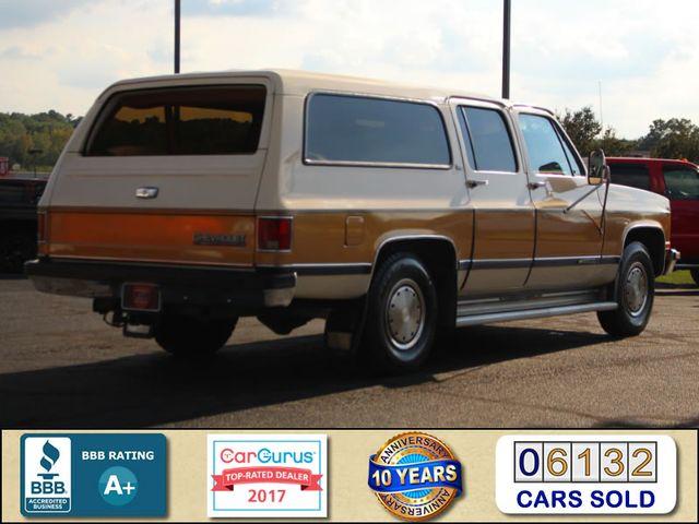 1991 Chevrolet Suburban 2500 RWD Silverado - ONLY 80K MILES! Mooresville , NC 2