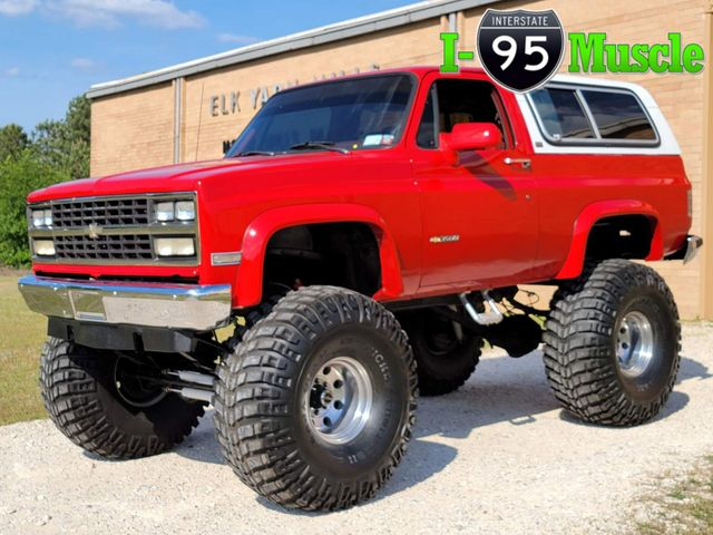 1991 Chevrolet K5 Blazer Monster Truck