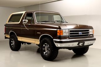 1991 Ford Bronco 4x4 Eddie Bauer Eddie Bauer 4x4*Rare Bronco** | Plano, TX | Carrick's Autos in Plano TX