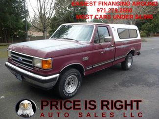 "1991 Ford F-150 ""S"" in Portland OR, 97230"
