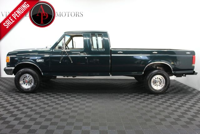 1991 Ford F-250 1 OWNER 49K 4X4 MANUAL