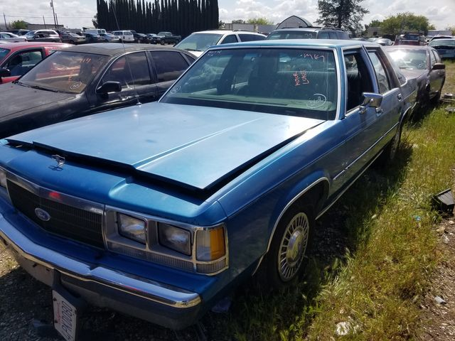 """1991 Ford LTD Crown Victoria """"S"""" in Orland, CA 95963"""